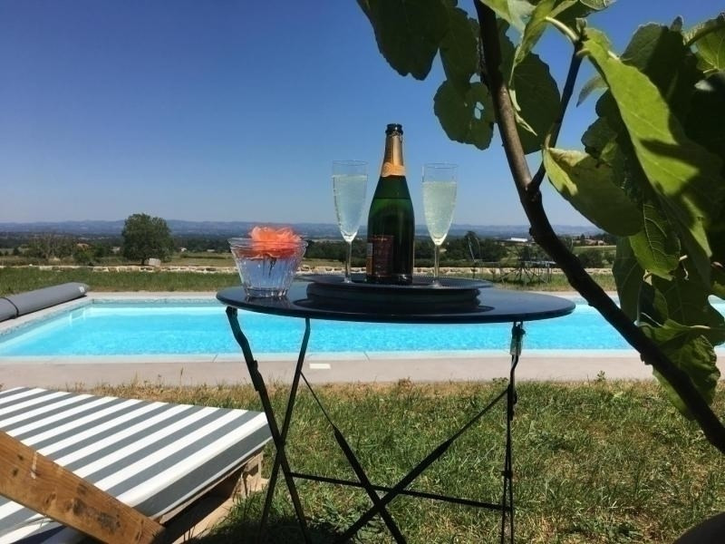 Location vacances Saint-André-d'Apchon -  Maison - 2 personnes - Barbecue - Photo N° 1