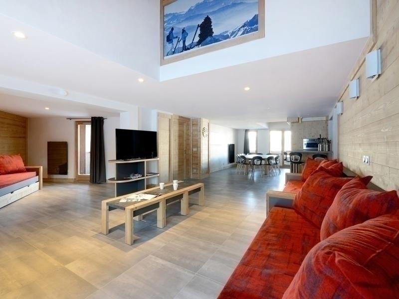 Location vacances Bellentre -  Appartement - 15 personnes - Télévision - Photo N° 1