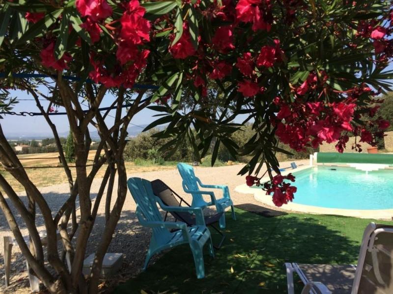 Maison pour 10 pers. avec piscine privée, Oraison