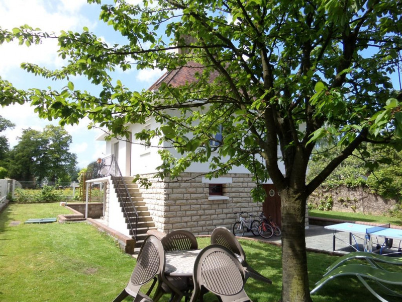 Holiday rentals Saint-Valery-en-Caux - House - 5 persons - BBQ - Photo N° 1