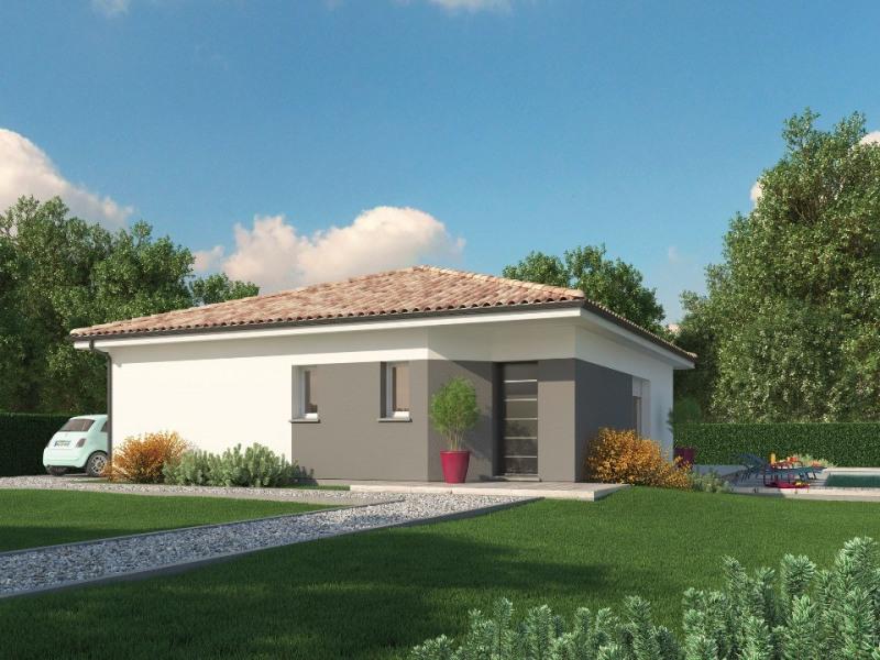 Maison  4 pièces + Terrain 585 m² Vendays-Montalivet par MAISONS M.C.A. LESPARRE MEDOC
