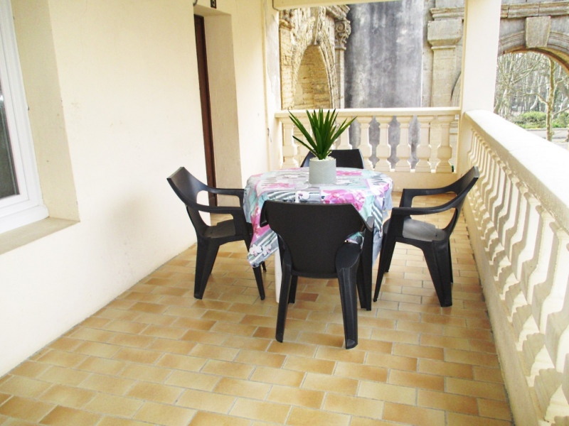 Holiday rentals Allègre-les-Fumades - Apartment - 4 persons - BBQ - Photo N° 1