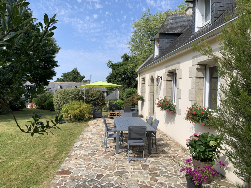 Location vacances Locronan -  Maison - 8 personnes - Barbecue - Photo N° 1