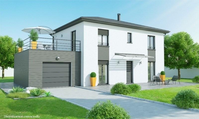 Maison  5 pièces + Terrain 500 m² Montmerle-sur-Saône par MAISONS AXIAL