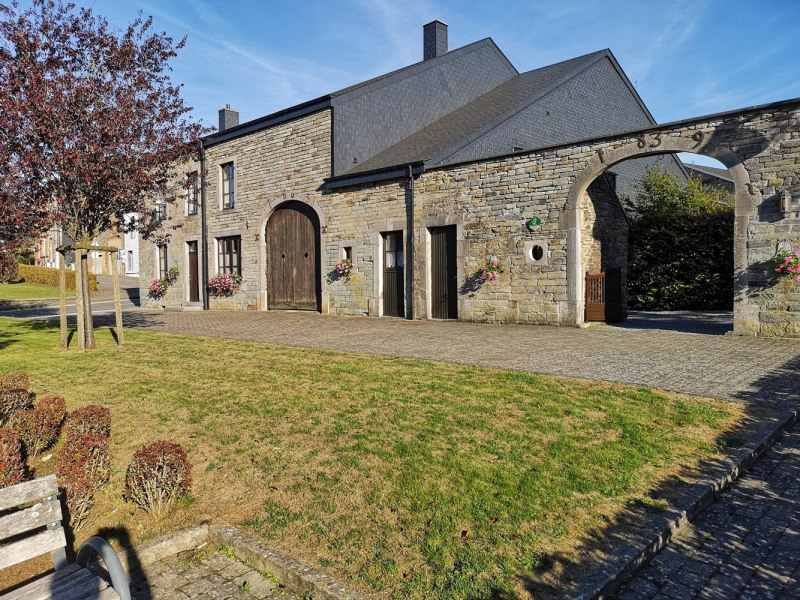 Cottage in Belgium Ardenne. 4 people + baby - Carlsbourg