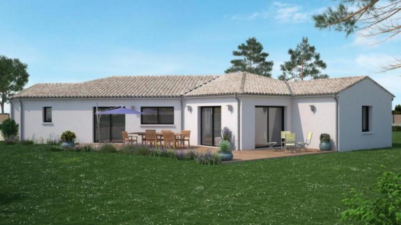Maison  4 pièces + Terrain 750 m² Chasseneuil-du-Poitou par Maisons Ericlor