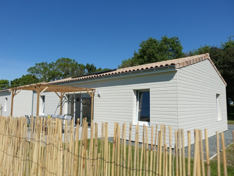 Location vacances Chambon -  Maison - 6 personnes - Barbecue - Photo N° 1