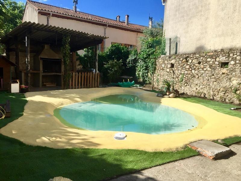 Location vacances Palau-del-Vidre -  Appartement - 6 personnes - Barbecue - Photo N° 1