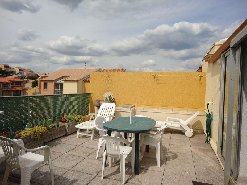 Résidence Les Senillades - Appartement 2 pièces mezzanine avec grande terrasse.