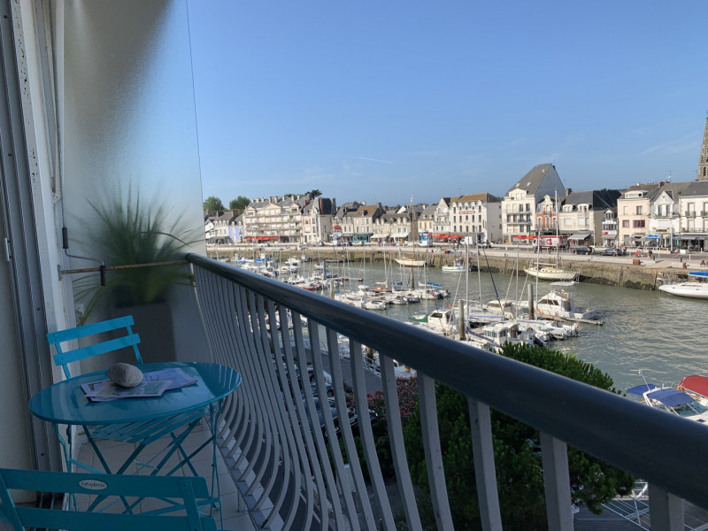 Location vacances La Baule-Escoublac -  Appartement - 4 personnes - Salon de jardin - Photo N° 1
