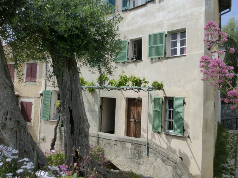 Holiday rentals Falicon - Apartment - 6 persons - Garden - Photo N° 1