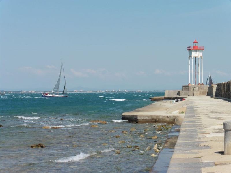 Location vacances Port-Vendres -  Appartement - 4 personnes - Barbecue - Photo N° 1
