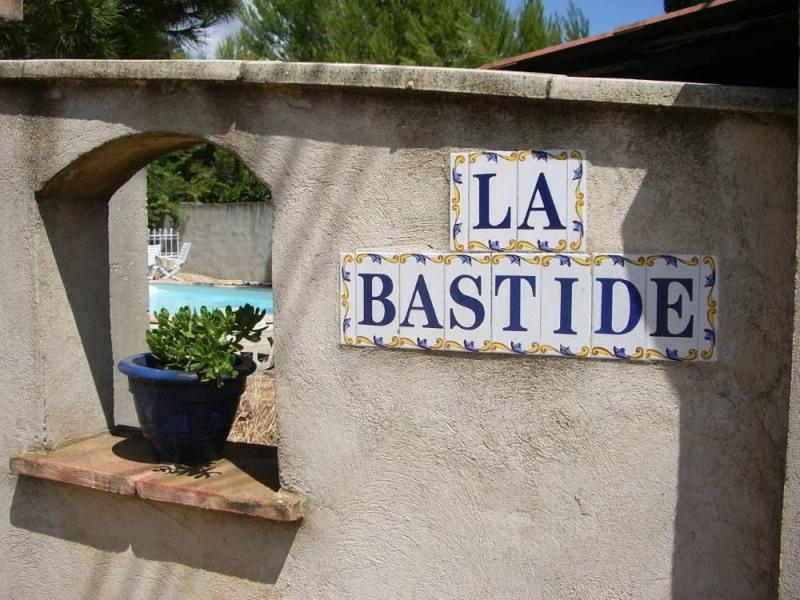 Maison entre Camargue et Alpilles  la bastide