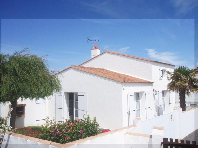 Maison à Noirmoutier en l'île,classée 3 clévacances et meublé de tourisme,clos,calme, impasse ,wifi, ville principale