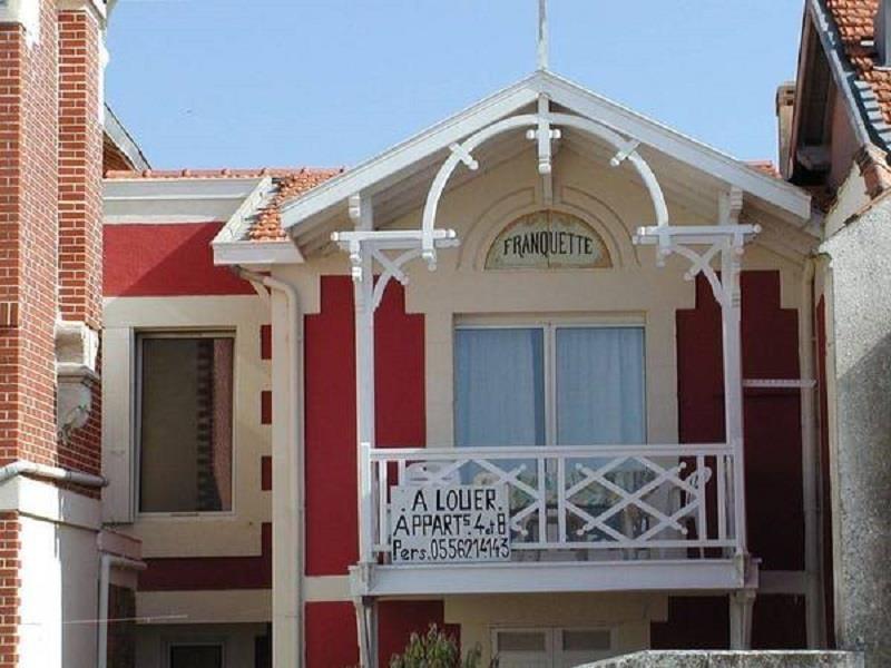 Appartement pour 4 pers. avec internet, Soulac-sur-Mer