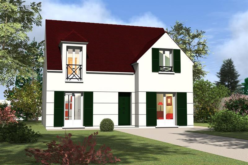 """Modèle de maison  """"Monge 110 Trad"""" à partir de 5 pièces Val-de-Marne par MAISONS BERVAL – DIRECTION COMMERCIALE"""