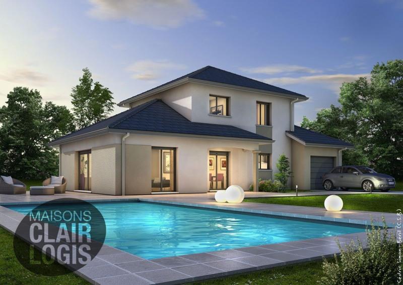 Maison  5 pièces + Terrain 3000 m² Arbignieu par MAISONS CLAIR LOGIS BELLEY