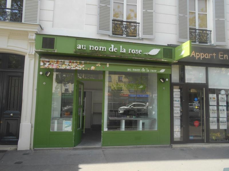 Location Boutique Paris 16ème