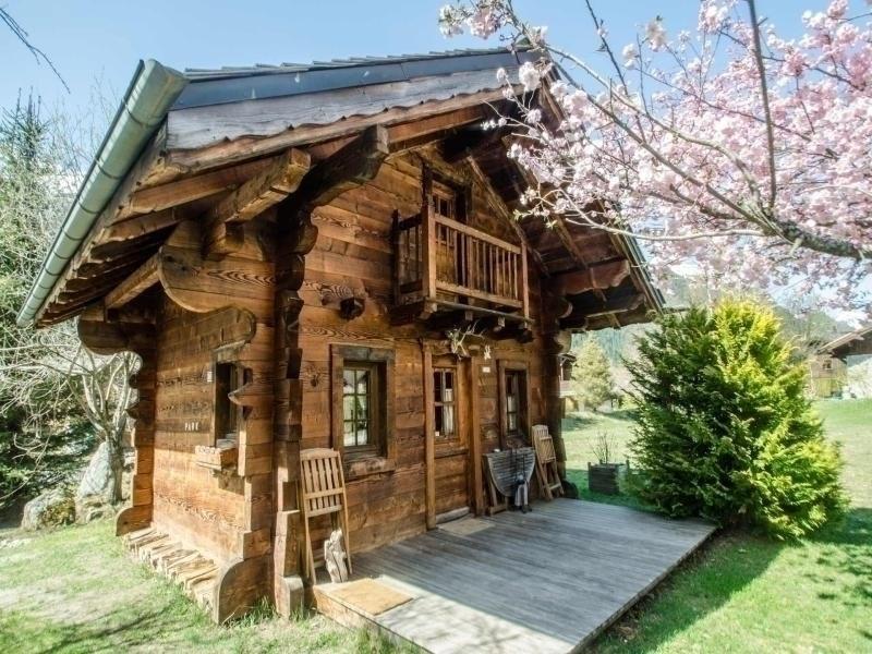 Location vacances Chamonix-Mont-Blanc -  Maison - 3 personnes - Télévision - Photo N° 1