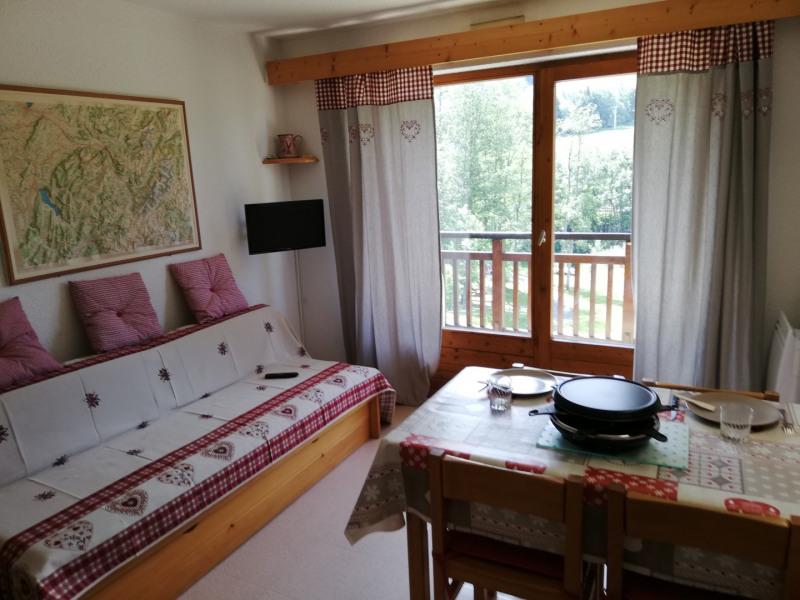 Location vacances Praz-sur-Arly -  Appartement - 6 personnes - Jeux de société - Photo N° 1