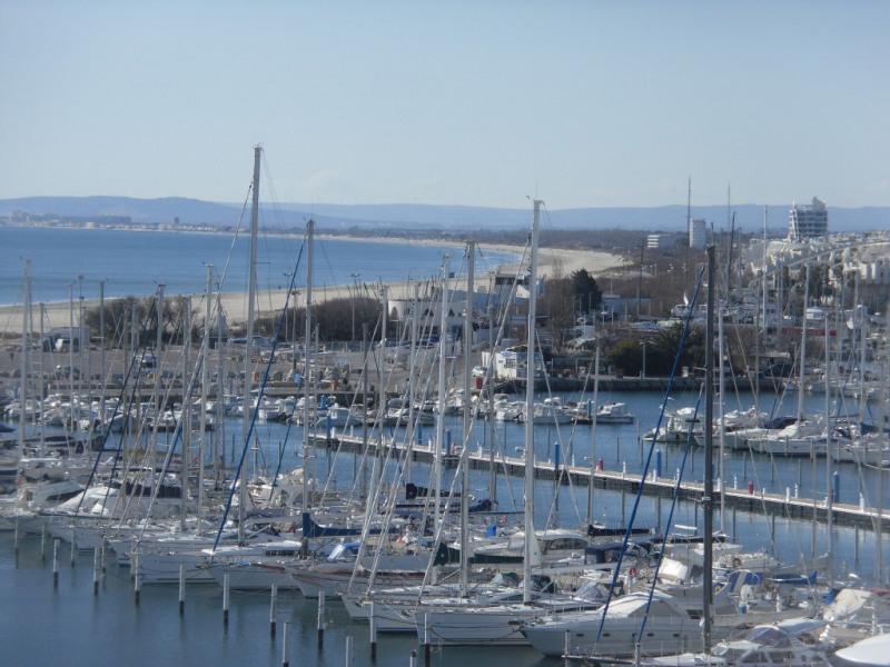 Appartement T3 haut standing vue port et mer La Grande Motte