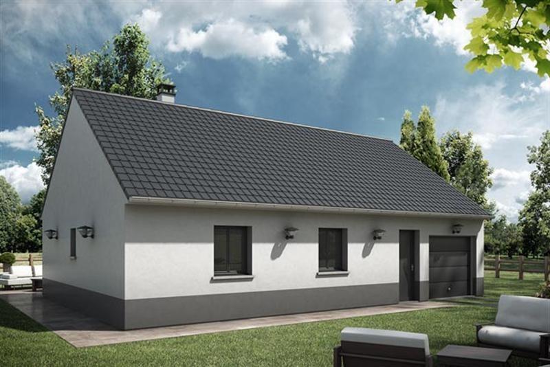Maison  4 pièces + Terrain 1000 m² Saint Léonard (76400) par EXTRACO CREATION