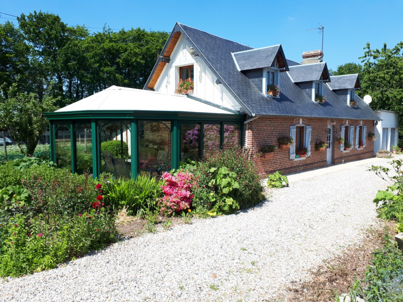 Holiday rentals Yébleron - Cottage - 8 persons - BBQ - Photo N° 1
