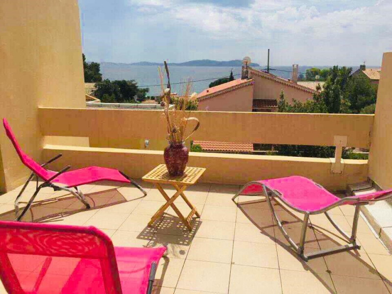 Holiday rentals Carqueiranne - House - 4 persons - BBQ - Photo N° 1