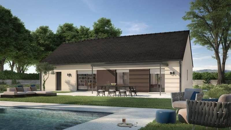 Maison  4 pièces + Terrain 700 m² Blargies par MAISONS BALENCY