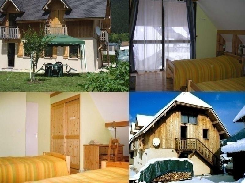 Location vacances Saint-Pierre-d'Entremont -  Maison - 4 personnes - Jardin - Photo N° 1