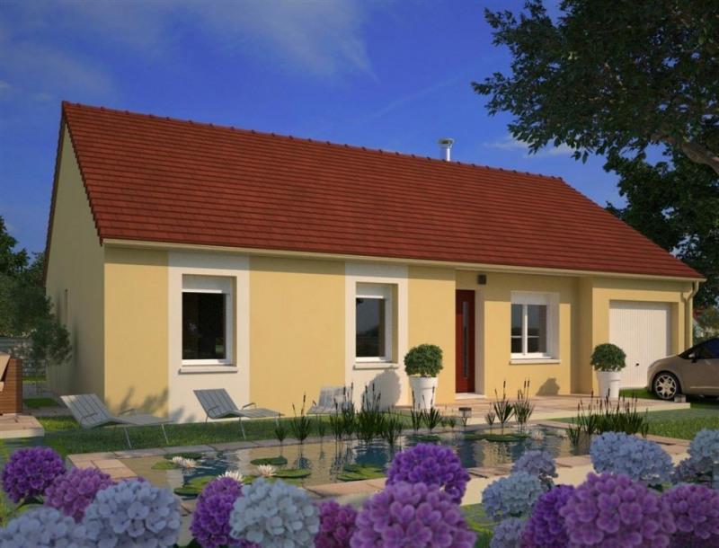 Maison  5 pièces + Terrain 2180 m² Bourg-le-Roi par MAISONS FRANCE CONFORT