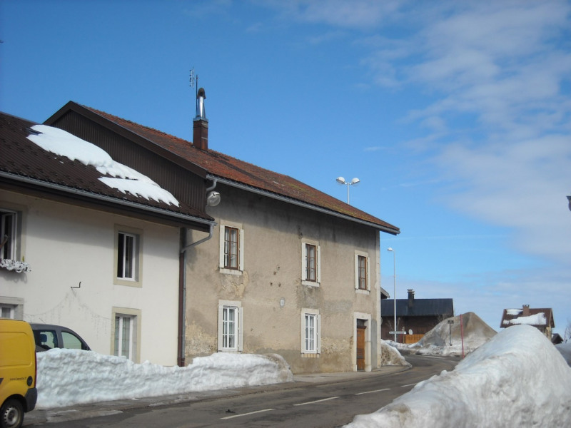 Holiday rentals Bois-d'Amont - Cottage - 12 persons - Board games - Photo N° 1