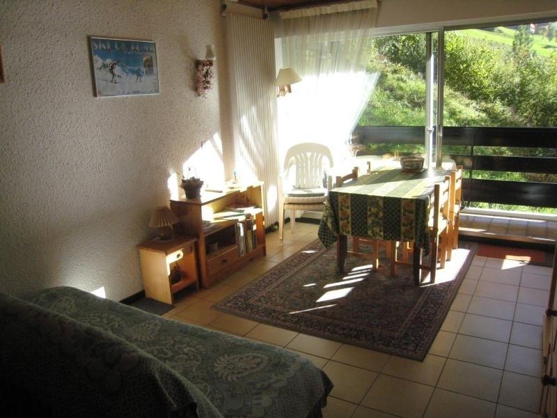 Location vacances La Clusaz -  Appartement - 2 personnes - Télévision - Photo N° 1