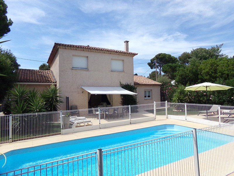 Location vacances Sainte-Maxime -  Maison - 8 personnes - Barbecue - Photo N° 1