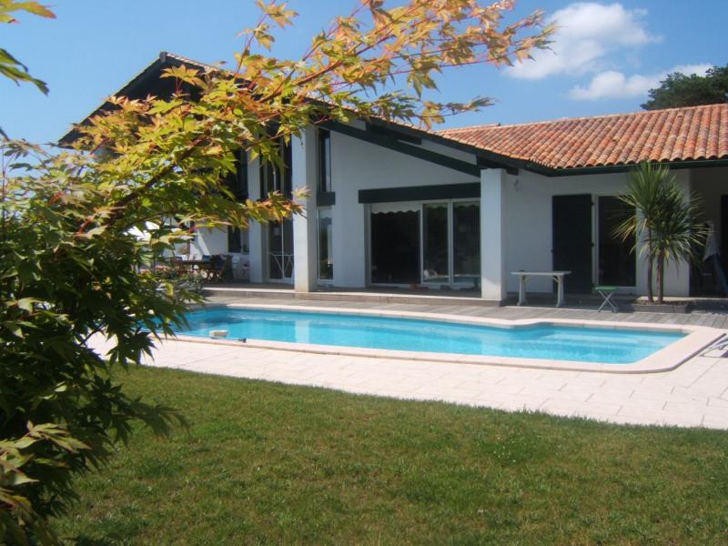Holiday rentals Saint-Pée-sur-Nivelle - House - 8 persons - Deck chair - Photo N° 1