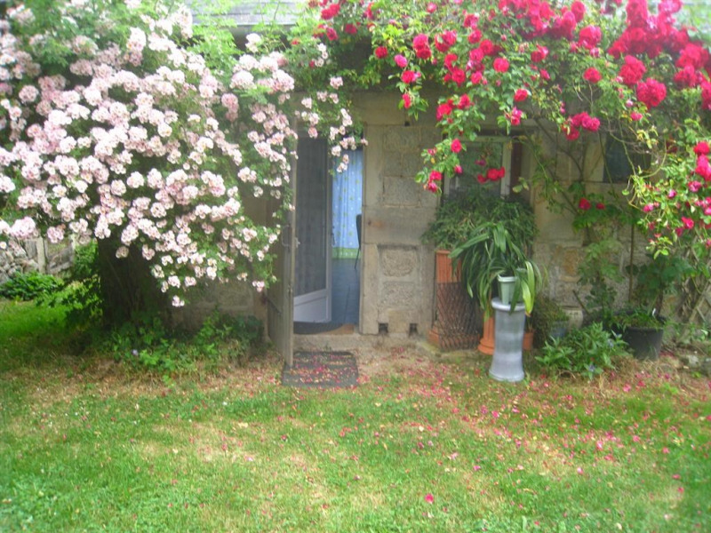 Holiday rentals Gouttières - House - 2 persons - BBQ - Photo N° 1