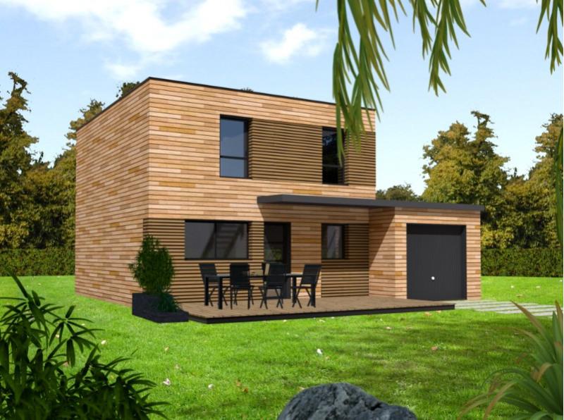 Maison  6 pièces + Terrain 880 m² Saint-Rémy-Lès-Chevreuse par PRIMOBOIS ESSONNE