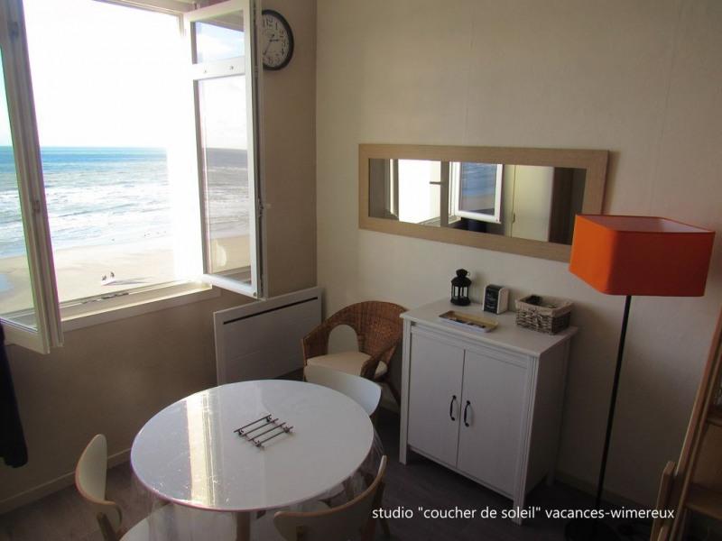 Location vacances Wimereux -  Appartement - 3 personnes - Cour - Photo N° 1