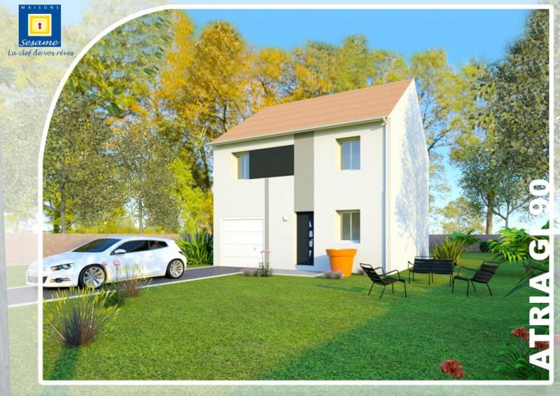 Maison  5 pièces + Terrain 280 m² Brie-Comte-Robert par MAISONS SESAME