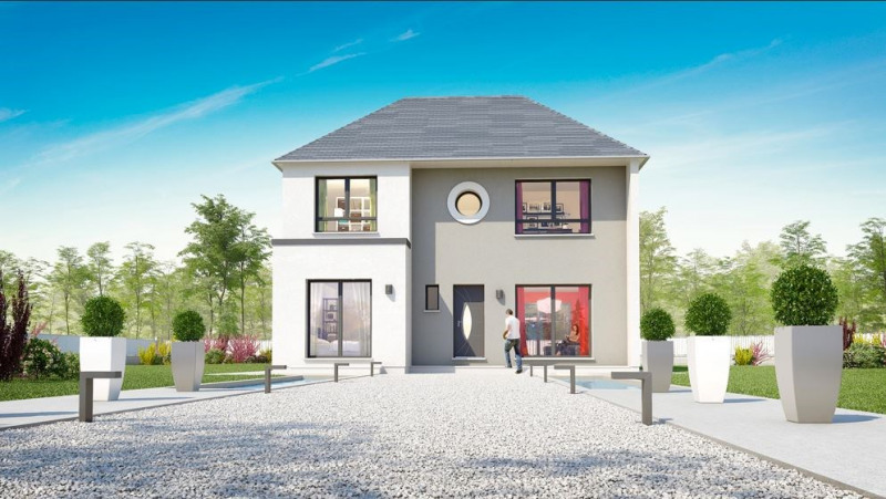Maison  7 pièces + Terrain 522 m² Bois-le-Roi par Concept R Home