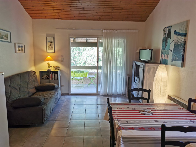 Holiday rentals Carcans - Apartment - 4 persons - Garden - Photo N° 1