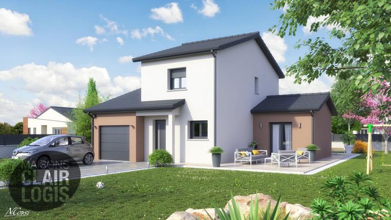 Maison  4 pièces + Terrain 400 m² Trévoux par Maisons Clair Logis – LYON OUEST