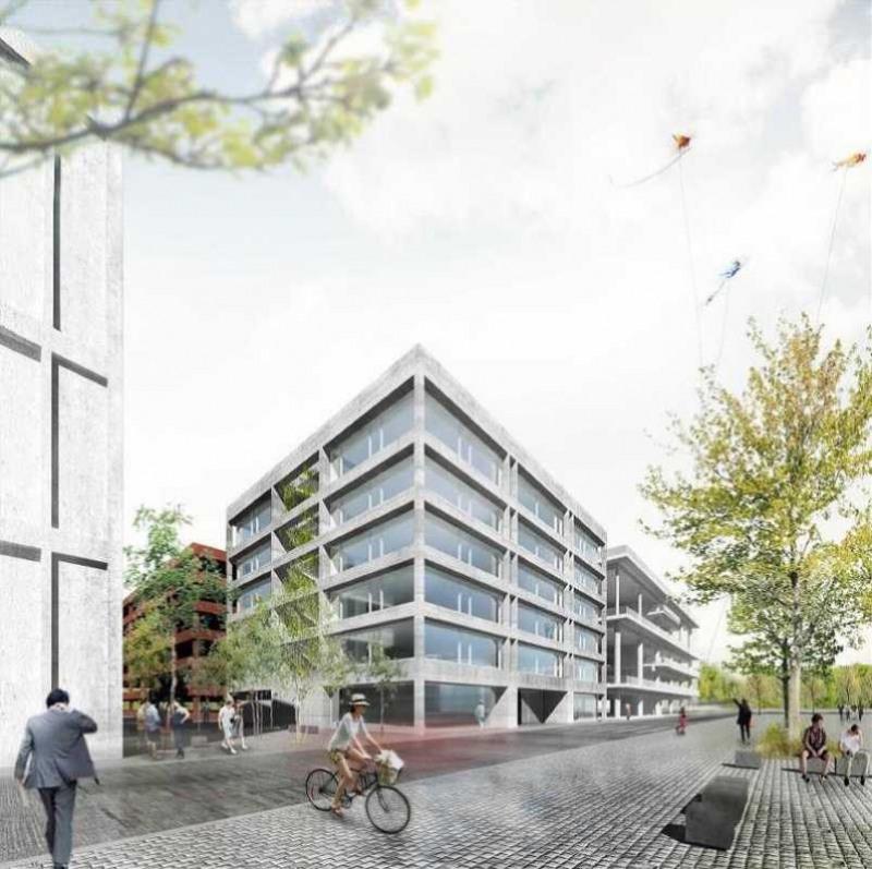 Location bureau bordeaux gironde 33 3500 m r f rence for Immobilier professionnel bordeaux