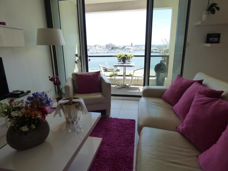 Location vacances Saint-Malo -  Appartement - 5 personnes - Salon de jardin - Photo N° 1