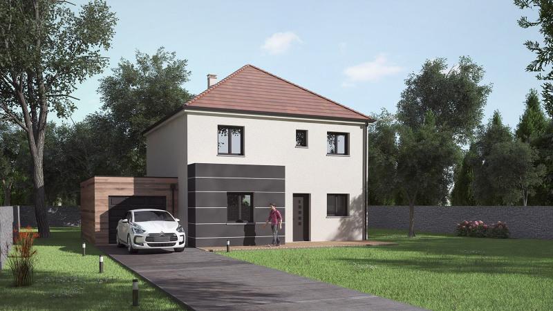 Maison  5 pièces + Terrain 926 m² Château-Renault par LONA CONSTRUCTION