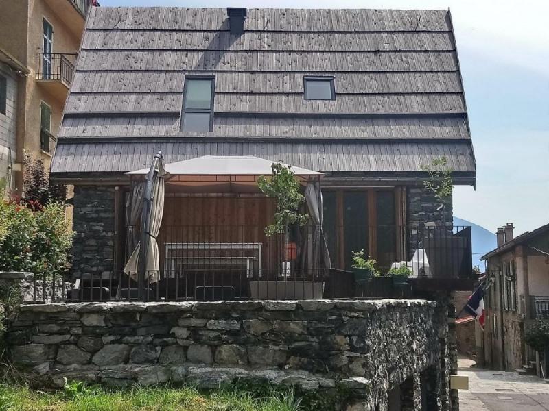 Location vacances Venanson -  Gite - 8 personnes - Salon de jardin - Photo N° 1