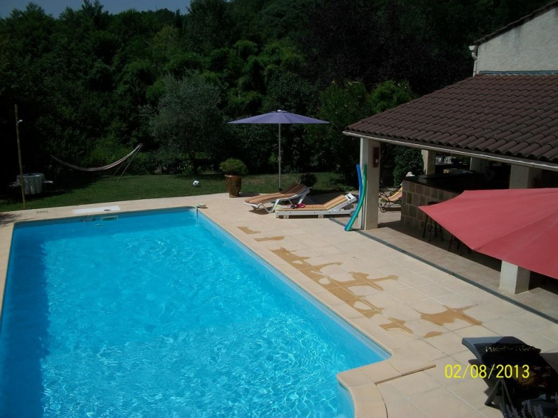 Location vacances Ucel -  Appartement - 5 personnes - Barbecue - Photo N° 1