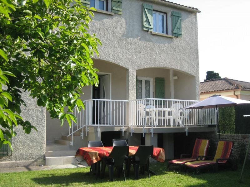 Location vacances Saint-Florent -  Maison - 5 personnes - Barbecue - Photo N° 1