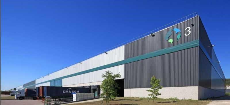Location Local d'activités / Entrepôt Saint-Vigor-d'Ymonville