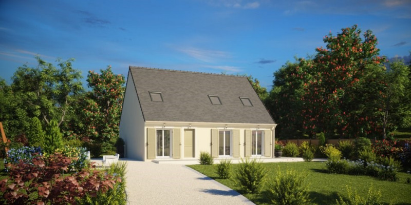 Maison  5 pièces + Terrain 780 m² Avrigny par MAISONS PIERRE
